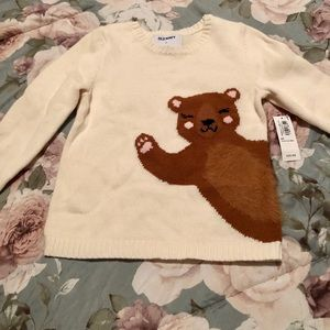 5T (Toddlers ) Old Navy  Girls Sweater